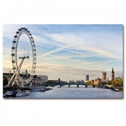 "8"" x 10"" Rectangle Aluminium Photo Panel"