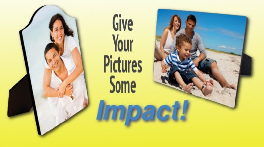 Vibrant Photo Displays